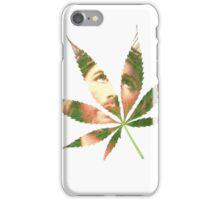 Cannabis is my God iPhone Case/Skin