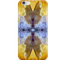 Take Wing (Amethyst and Citrine) iPhone Case/Skin