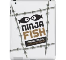 Ninja Fish Wire Protected iPad Case/Skin
