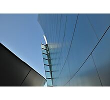 Architectural shape Photographic Print