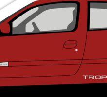 Renault Clio 182 Trophy Sticker