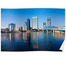 Jacksonville, Fl Poster