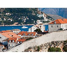 Old City of Dubrovnik Photographic Print