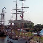 Europa - Bay City - Tall Ship Celebration (2010) by Francis LaLonde