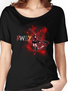 RWBY- Ruby Rose Women's Relaxed Fit T-Shirt