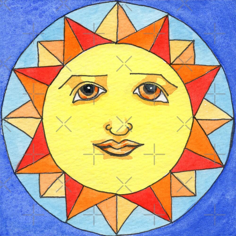 Solstice Sun by Amy-Elyse Neer