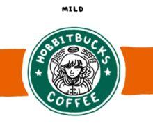 Hobbit Bucks Sticker