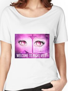 Welcome to Nightvale Women's Relaxed Fit T-Shirt