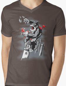 The 8th Wonder Mens V-Neck T-Shirt