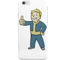 Fallout 4 - Vault Boy iPhone Case/Skin
