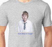 Knee Deep in Clunge Unisex T-Shirt