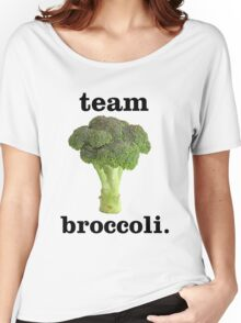 team broccoli Women's Relaxed Fit T-Shirt