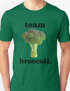 team broccoli Unisex T-Shirt