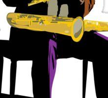 John Coltrane T-Shirt Sticker