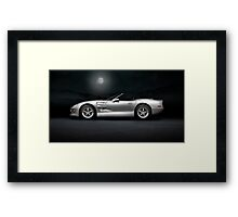 1999 Shelby Series 1 Framed Print