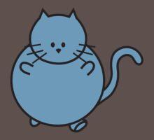 Fat Cat - Gatito gordo One Piece - Short Sleeve
