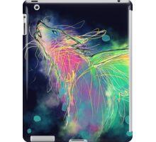 sky wolf iPad Case/Skin