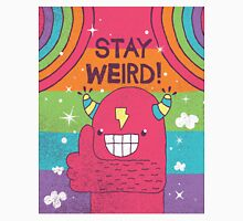 SUPER ULTRA MEGA EPIC STAY WEIRD! Classic T-Shirt
