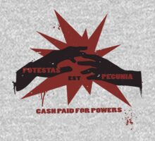 Cash for Powers! by Blair Campbell