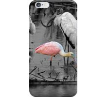 Spoony and Friends_Selective Color iPhone Case/Skin