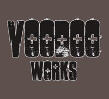 Voodoo works funny black magic tee by tia knight