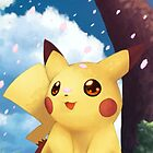 Pikachu the Cute Pokemon by gleviosa