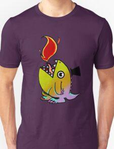 Dopey Dino Unisex T-Shirt
