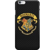 Harry Potter Hogwarts Case ( Black) iPhone Case/Skin