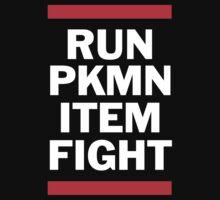 RUN PKMN by FlyNebula