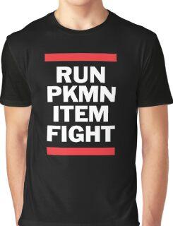 RUN PKMN Graphic T-Shirt