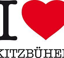 I ♥ KITZBÜHEL by eyesblau