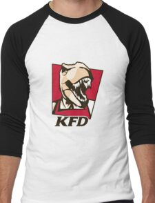 KFD Men's Baseball ¾ T-Shirt