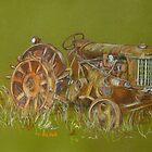 pastel rust by ToniBlake