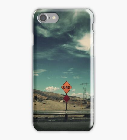 It's the End of the World as We Know It iPhone Case iPhone Case/Skin