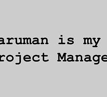 Saruman is my PM - IT Nerd Chic. by sidfallon