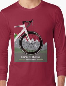 GIRO D'ITALIA BIKE Long Sleeve T-Shirt