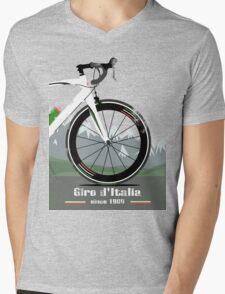 GIRO D'ITALIA BIKE Mens V-Neck T-Shirt