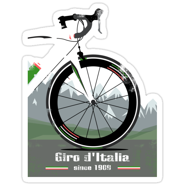 GIRO D'ITALIA BIKE by Andy Scullion