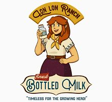 Legend of Zelda - Lon Lon Ranch Finest Bottled Milk Unisex T-Shirt