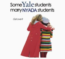 Some Yale marry NYADA by megzerlita