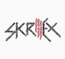 Skrillex One Piece - Short Sleeve