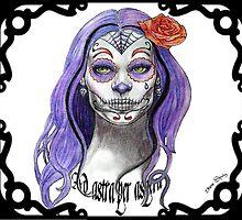 El dia de los muertos by Diana Shively