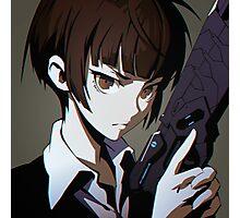 Psycho Pass Manga Stuff Photographic Print
