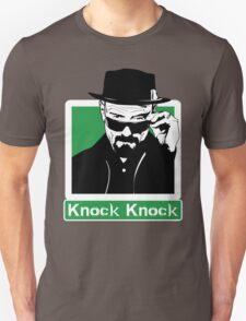 """""""Knock Knock"""" _ Heisenberg T-Shirt"""