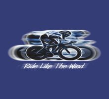 Ride Like the Wind T-Shirt version by Ra12