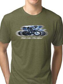 Ride Like the Wind T-Shirt version Tri-blend T-Shirt
