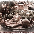 Happy Holidays from our Table to Yours by Sherry Hallemeier