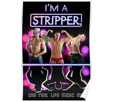 I'm a Stripper - Movie Poster Poster