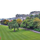Edinburgh Princes Gardens by rubalo