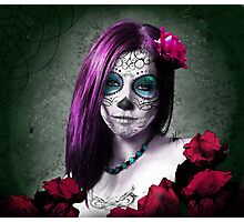 Dead and Beautiful Photographic Print